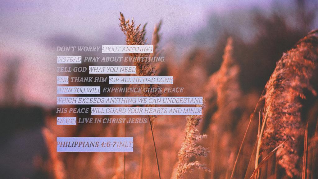 """Don't Worry"""" – Capital Church"""