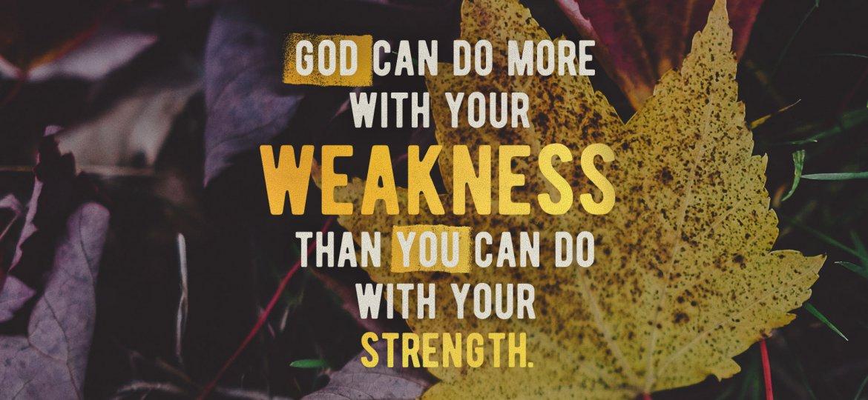 Weakness-DESKTOP