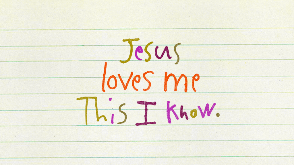 download jesus loves me graphic 2